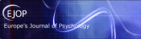 Europe's Journal of Psychology